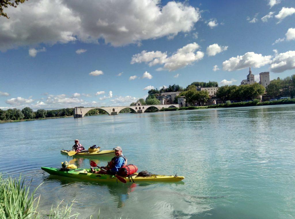 Budget di tempo esaurito, arrivo ad Avignone